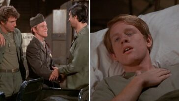 Ron Howard once appeared in an episode of MASH