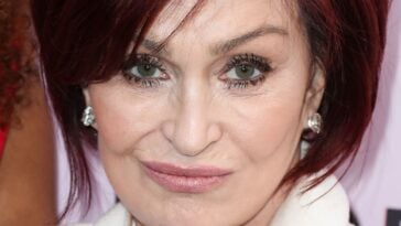 Sharon Osbourne opens up about her quarantine weight gain