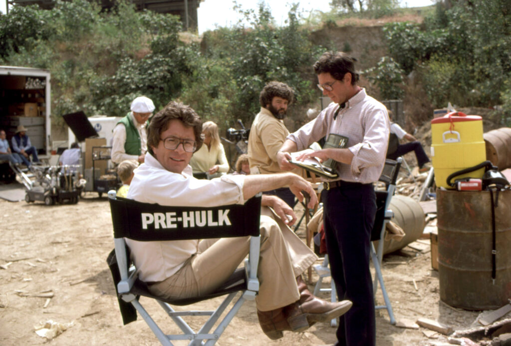 bill-bixby-on-set-of-the-incredible-hulk