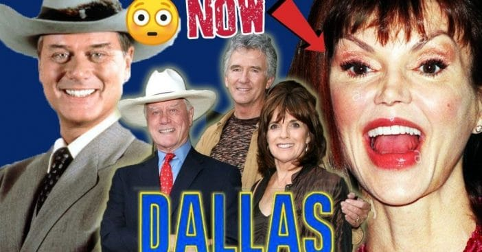 The Cast Of 'Dallas' Then And Now 2021