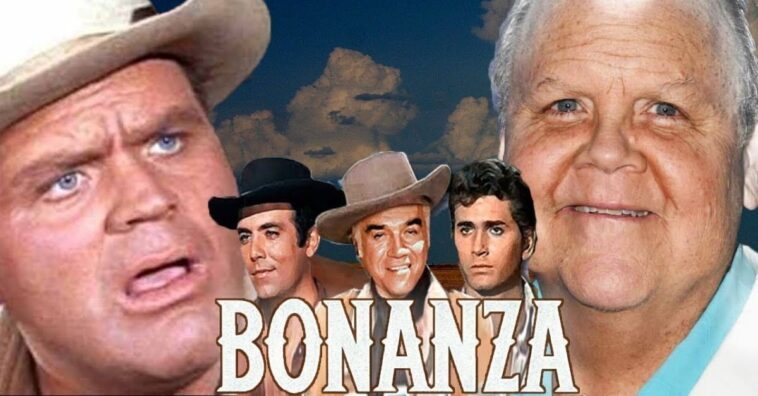 The cast of 'Bonanza' then and now