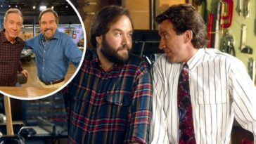 Tim Allen and Richard Karn begin filming their new show Assembly Required