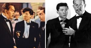 Victor Sen Yung then and after