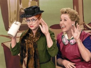Vivian Vance made an impression on and off the show