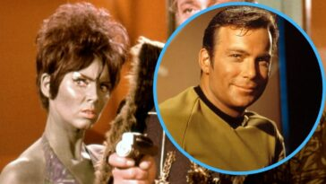 Yvonne Craig Remembers Working On 'Star Trek'_ 'William Shatner Was An Ass Through The Whole Thing!'