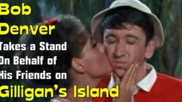 bob denver takes a stand on gilligan's island