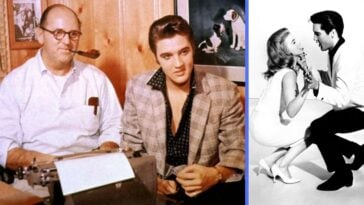 elvis presley demanded ann-margret was signed to his manager