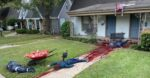 gory halloween decor earns calls to the cops from disturbed neighbors