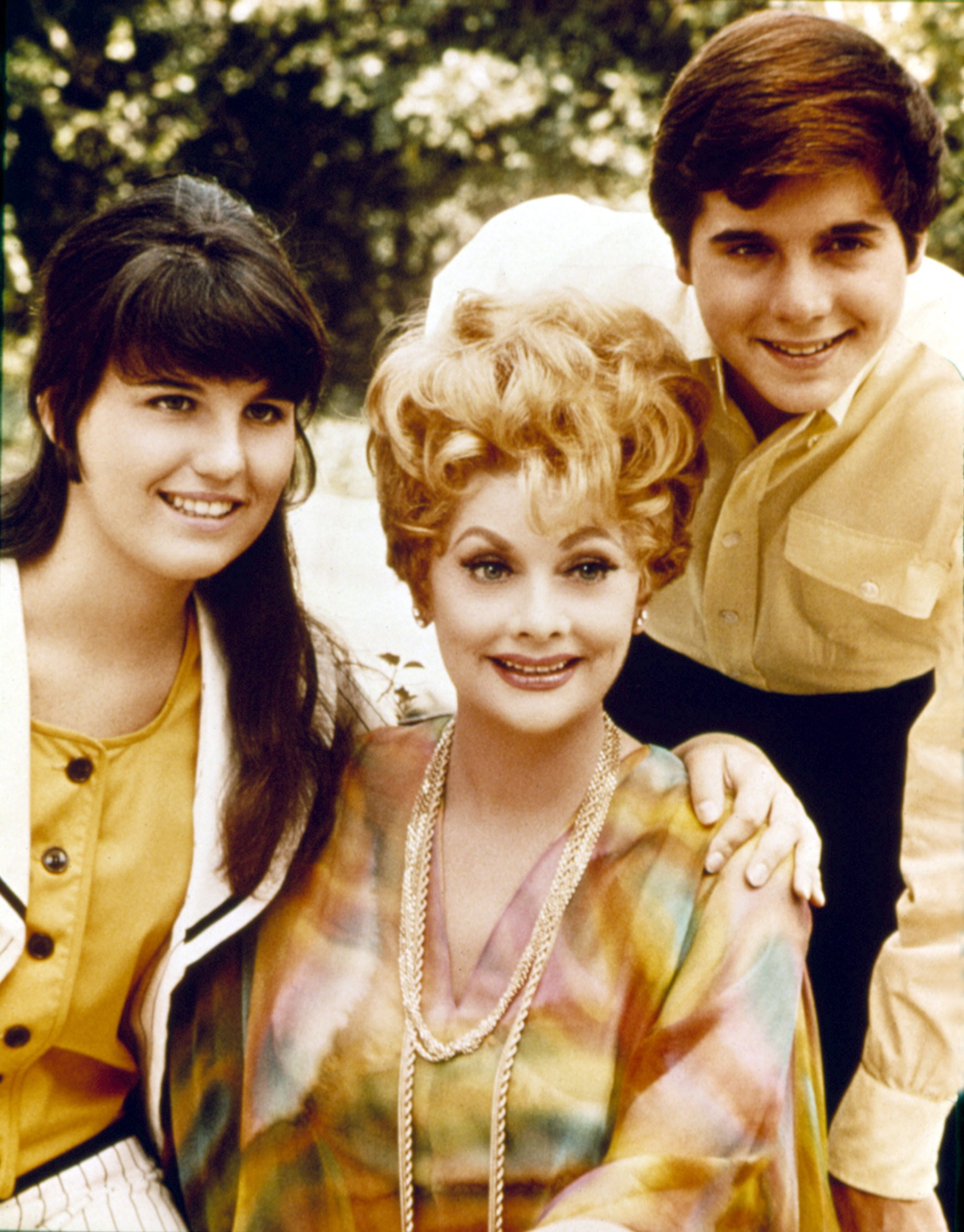 lucille ball and her children