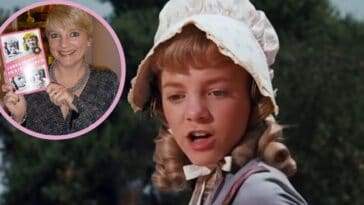 Alison Arngrim then and now