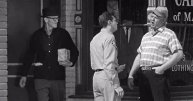 Carl Griffith made a cameo on The Andy Griffith Show once