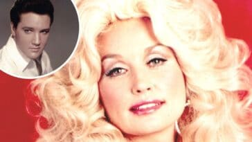 Dolly Parton cancelled a meeting with Elvis Presley
