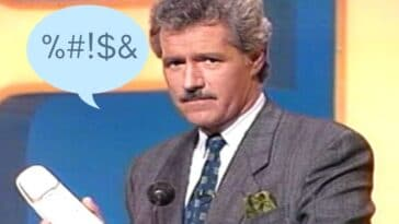 Even Alex Trebek would swear