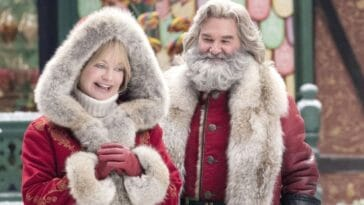 Goldie Hawn shines in The Christmas Chronicles 2