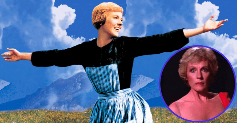 Julie Andrews Tried to Kill Mary Poppins and Maria von Trapp by Baring Her Breasts — It Didn't Work