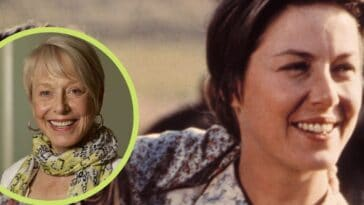 Karen Grassle then and now