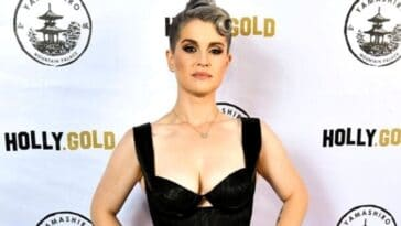 Kelly Osbourne turned down seven guys in one day after weight loss