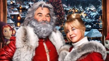 Kurt Russell made sure Goldie Hawn was in the sequel of The Christmas Chronicles