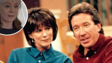 Patricia Richardson from Home Improvement looks unrecognizable with new hair