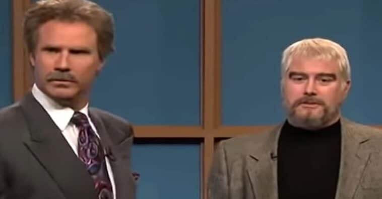 Remember SNL skits about Alex Trebek and Sean Connery
