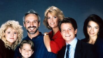 The Family Ties cast had a virtual reunion