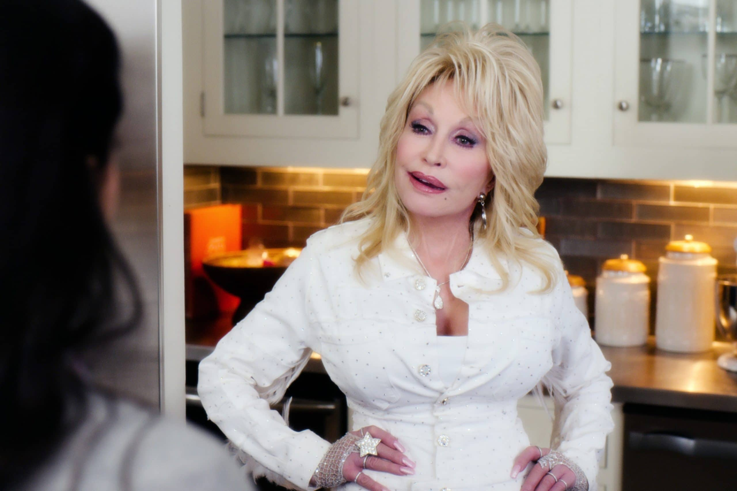 CHRISTMAS ON THE SQUARE, (aka DOLLY PARTONS CHRISTMAS ON THE SQUARE), Dolly Parton, 2020.