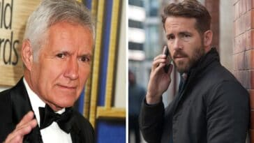 ryan reynolds remembers last conversation with alex trebek