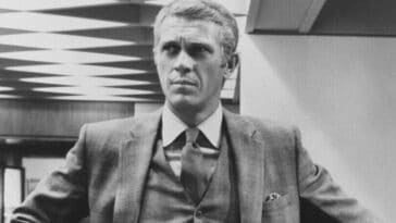 steve mcqueen became a born-again christian just before his death