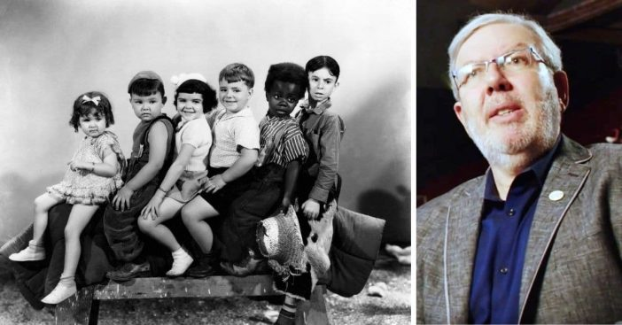 'The Little Rascals'_ Author and Expert Leonard Maltin Discusses All Things 'Our Gang' (Exclusive)