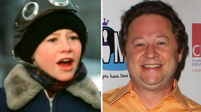Scott Schwartz, who played Flick in the cast of A Christmas Story