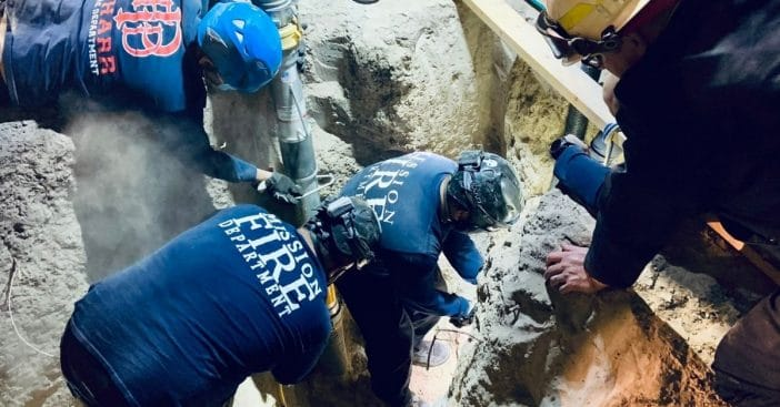 A Christmas Miracle_ 4-Year-Old Boy Rescued After Falling Down Well