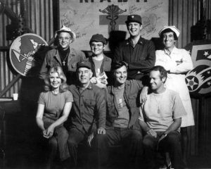 A mini M*A*S*H cast reunion could have happened with Harry Morgan and David Ogden Stiers / Wikipedia Public Domain