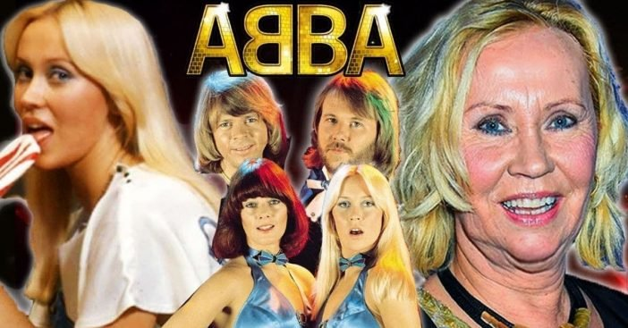 ABBA then and now