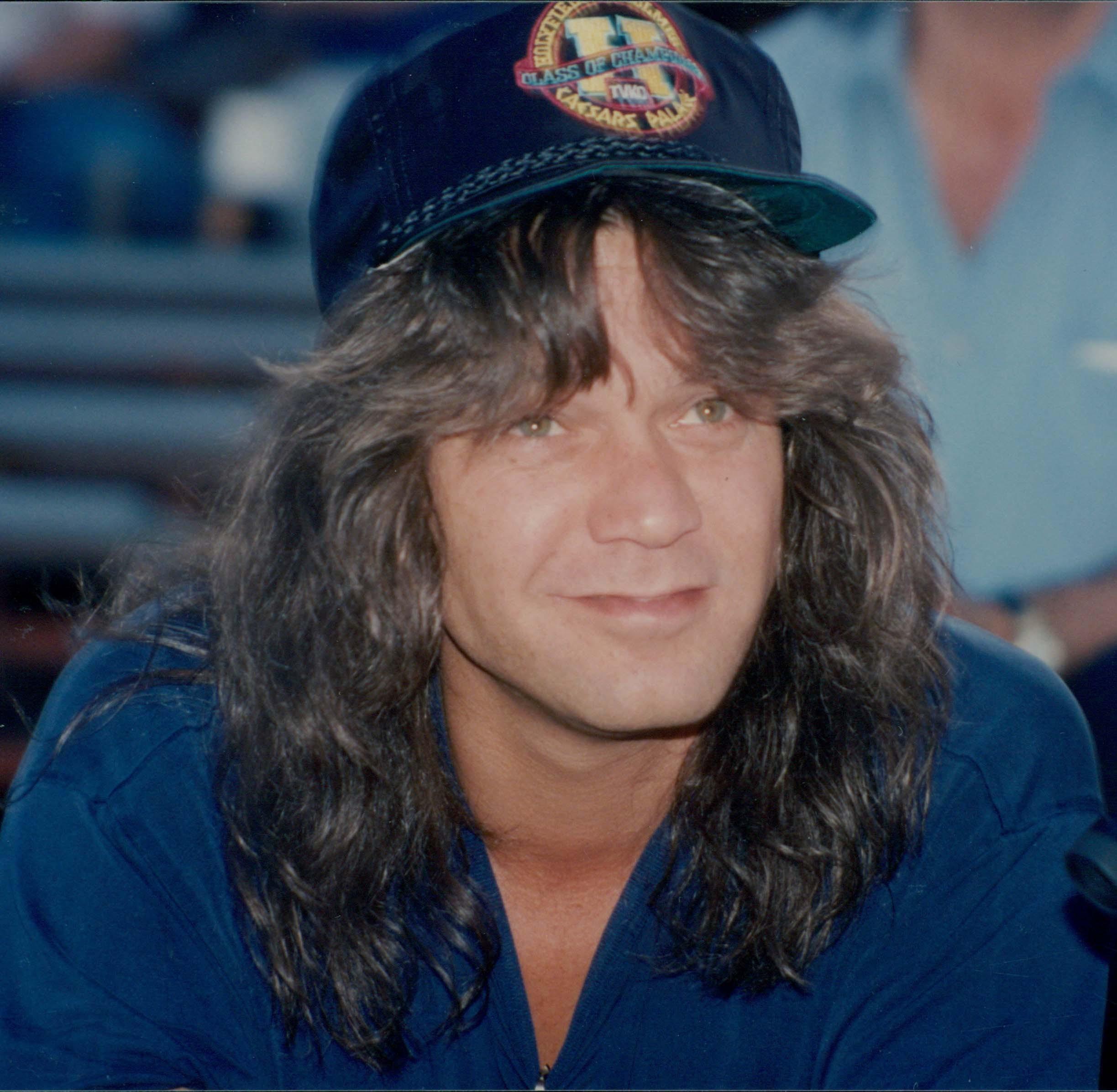 Breaking: Eddie Van Halen Dies At 65 From Cancer