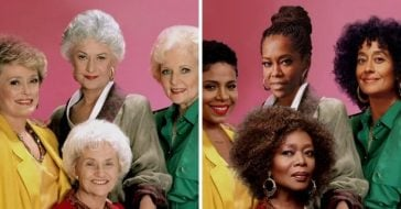 Actresses will recreate an all Black version of The Golden Girls on Zoom
