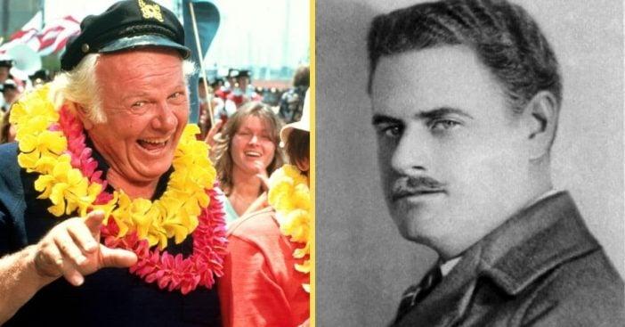 Alan Hale Jr. and Sr.