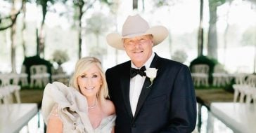 Alan Jackson and wife Denise celebrate 41 years of marriage