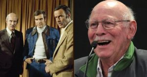 Alan Oppenheimer then and now