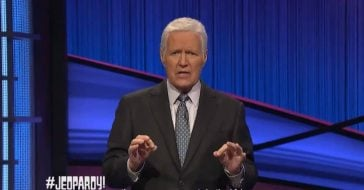 Alex Trebek's Thanksgiving message