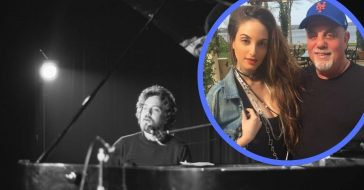 Alexa Ray had strong feelings about Billy Joel's policy