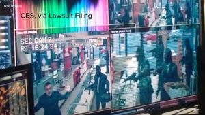 An NCIS: New Orleans scene called for a robbery that included very real cops with guns