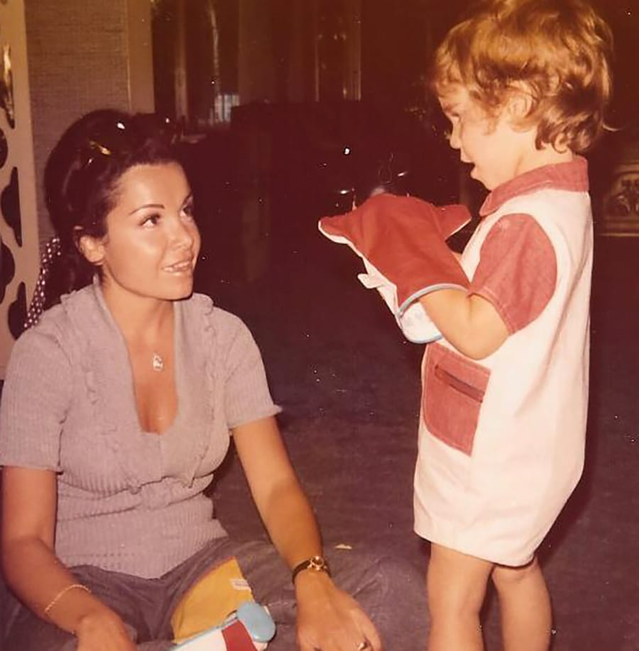 annette-funicello-and-son-jacky