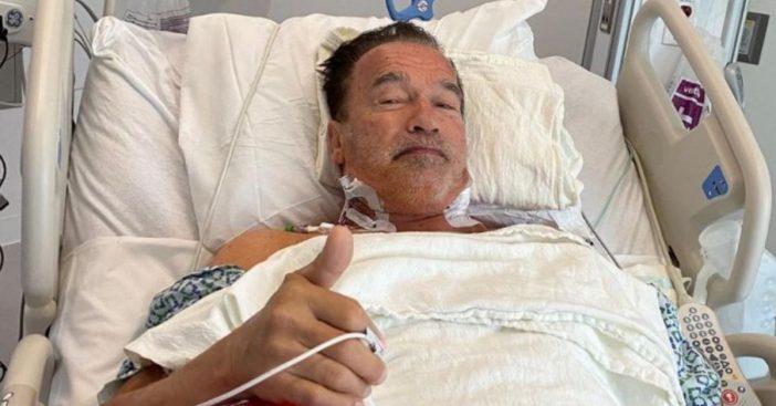 Arnold Schwarzenegger reveals he had another heart surgery