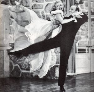 Audiences knew seeing a performance with Fred Astaire would be a treat