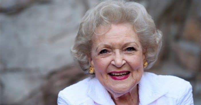 Betty White COVID 99th birthday
