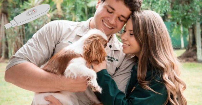 Bindi Irwin shares more about the moment she found out she was pregnant