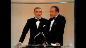 Bob Hope persuaded his colleague to give one more dance