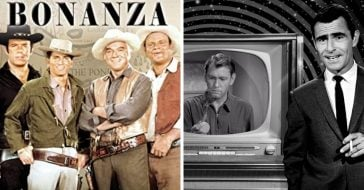 Bonanza paid tribute to The Twilight Zone in one episode