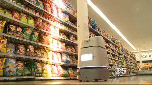 Bossa Nova Robotics robots won't be responsible for scanning shel finventory in Walmart stores