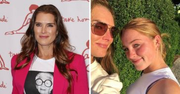 Brooke Shields talks about lessons for herself and daughters during quarantine